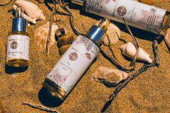 Helena Natura Cosmetics Summer Photoshoot