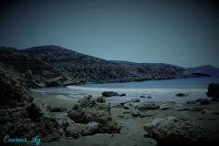 Lavrakas Beach, Gavdos Island, Crete